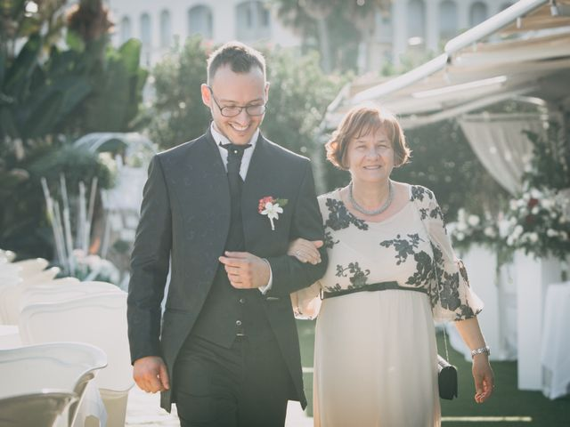 Il matrimonio di Riccardo e Monika a Terracina, Latina 74
