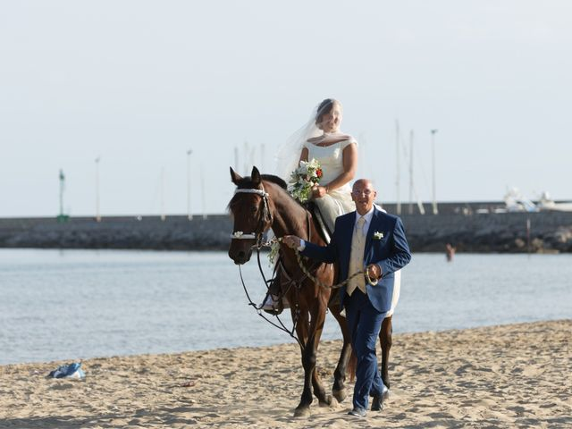 Il matrimonio di Riccardo e Monika a Terracina, Latina 75