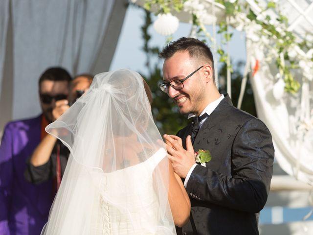 Il matrimonio di Riccardo e Monika a Terracina, Latina 76