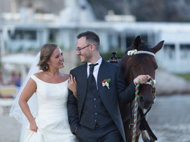Il matrimonio di Riccardo e Monika a Terracina, Latina 80