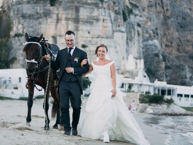 Il matrimonio di Riccardo e Monika a Terracina, Latina 81