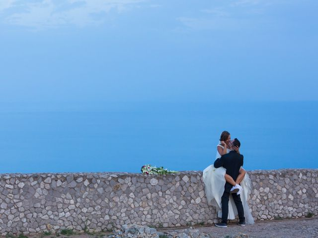 Il matrimonio di Riccardo e Monika a Terracina, Latina 84