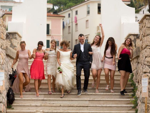 Il matrimonio di Riccardo e Monika a Terracina, Latina 87