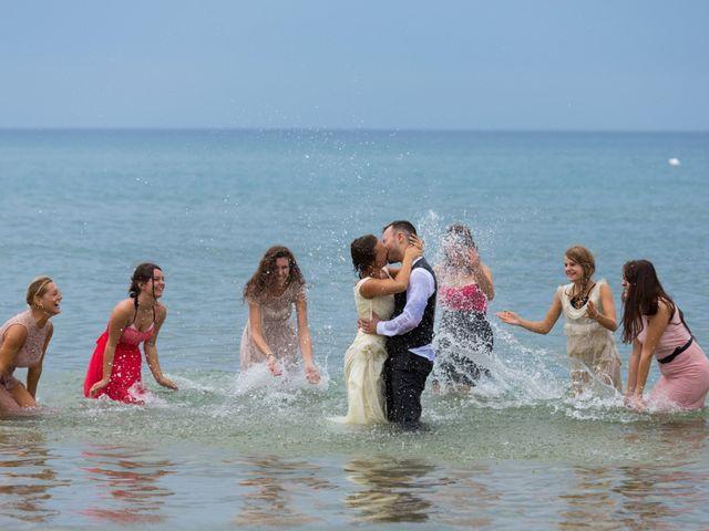 Il matrimonio di Riccardo e Monika a Terracina, Latina 89