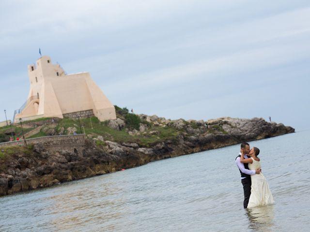 Il matrimonio di Riccardo e Monika a Terracina, Latina 94