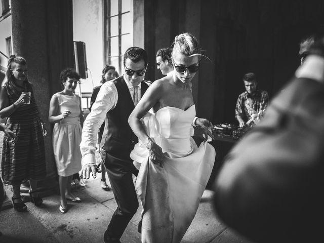 le nozze di Caterina e Ludovico