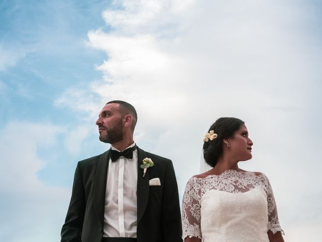 Le nozze di Cecilia e Hani