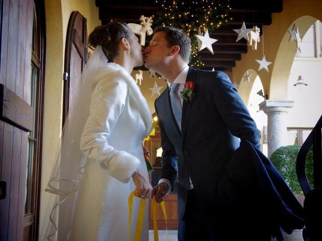 Il matrimonio di Giorgio e Eva a Agrate Brianza, Monza e Brianza 14