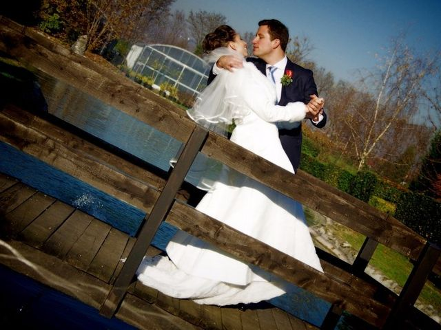 Il matrimonio di Giorgio e Eva a Agrate Brianza, Monza e Brianza 21