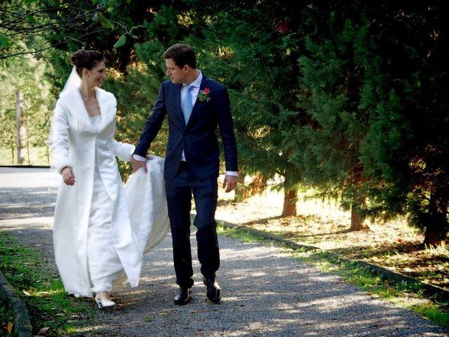 Il matrimonio di Giorgio e Eva a Agrate Brianza, Monza e Brianza 22