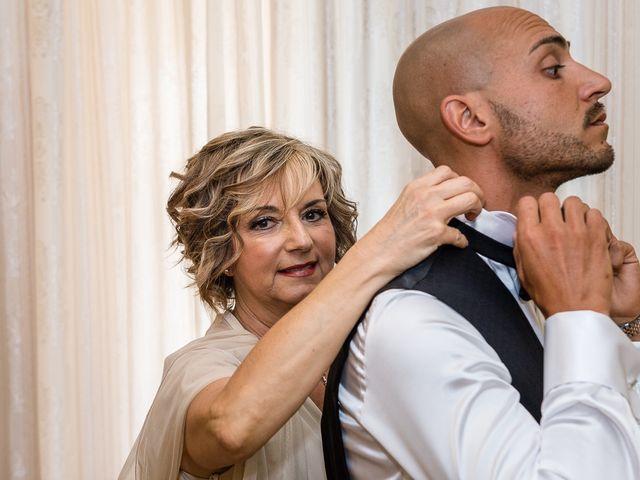 Il matrimonio di Antonio e Cristina a Tuscania, Viterbo 6