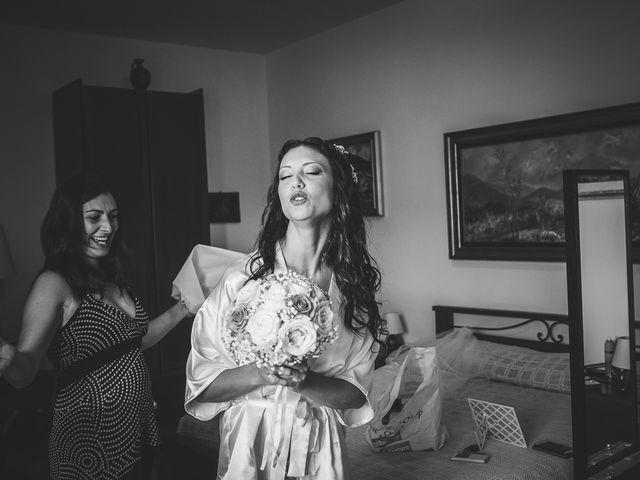 Il matrimonio di Antonio e Cristina a Tuscania, Viterbo 10