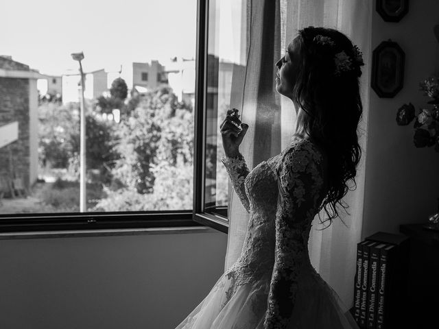 Il matrimonio di Antonio e Cristina a Tuscania, Viterbo 15