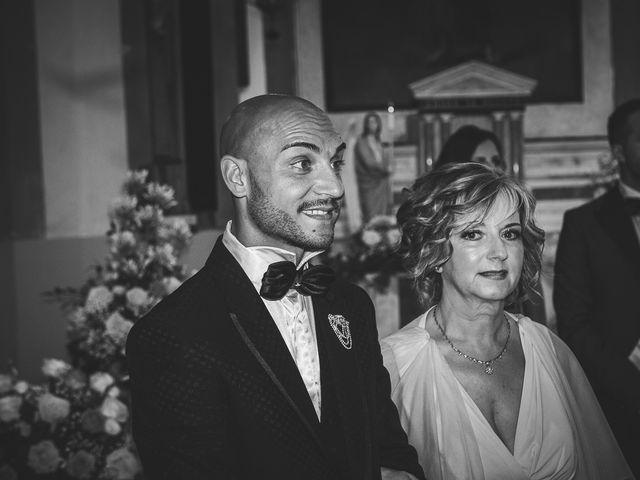 Il matrimonio di Antonio e Cristina a Tuscania, Viterbo 20