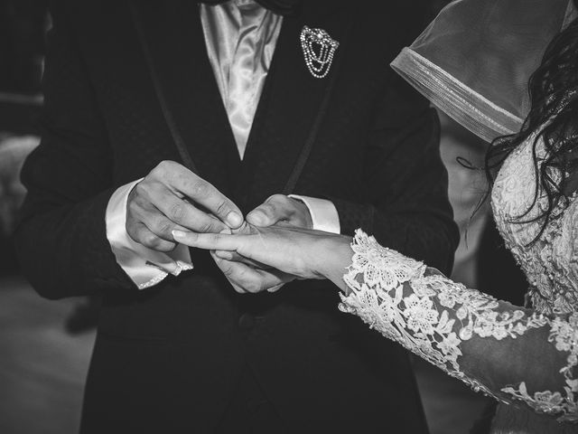 Il matrimonio di Antonio e Cristina a Tuscania, Viterbo 26
