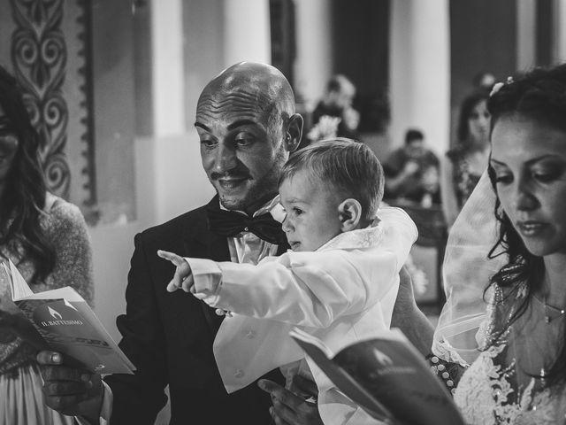 Il matrimonio di Antonio e Cristina a Tuscania, Viterbo 29