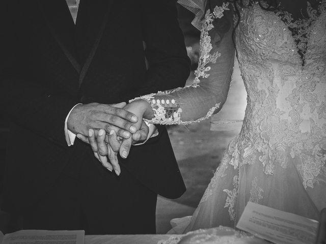 Il matrimonio di Antonio e Cristina a Tuscania, Viterbo 32