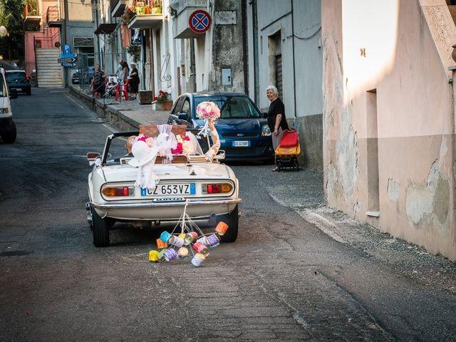 Il matrimonio di Antonio e Cristina a Tuscania, Viterbo 34