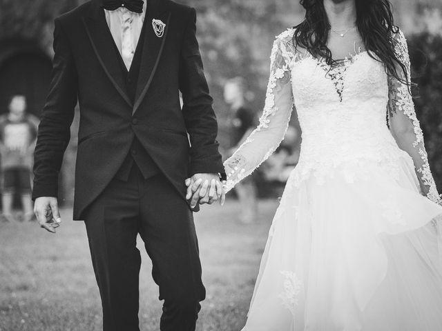 Il matrimonio di Antonio e Cristina a Tuscania, Viterbo 36
