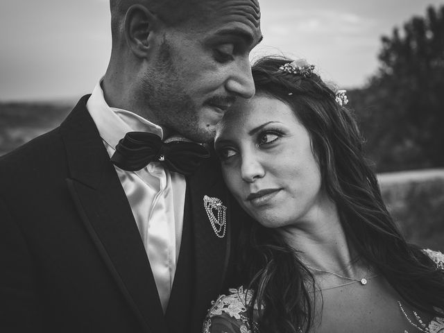 Il matrimonio di Antonio e Cristina a Tuscania, Viterbo 38