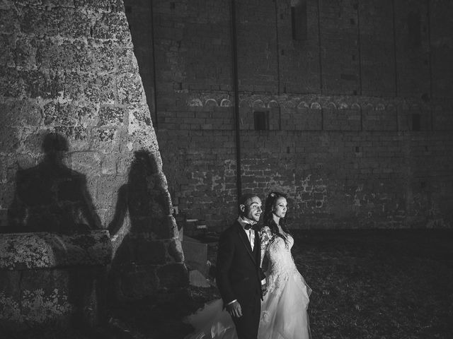 Il matrimonio di Antonio e Cristina a Tuscania, Viterbo 39