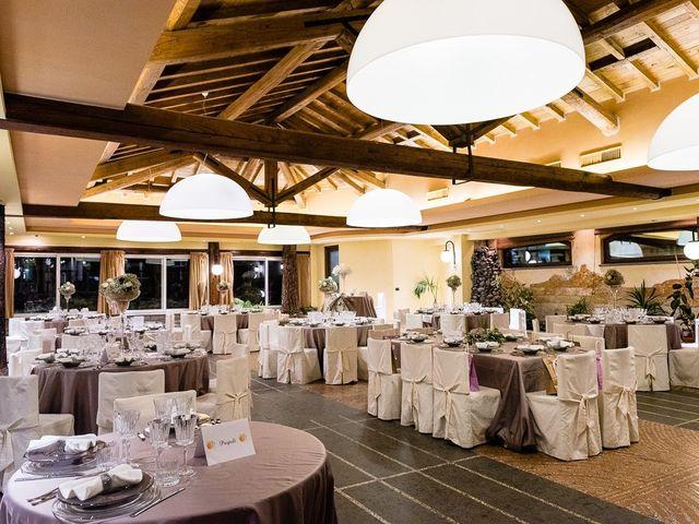 Il matrimonio di Antonio e Cristina a Tuscania, Viterbo 41