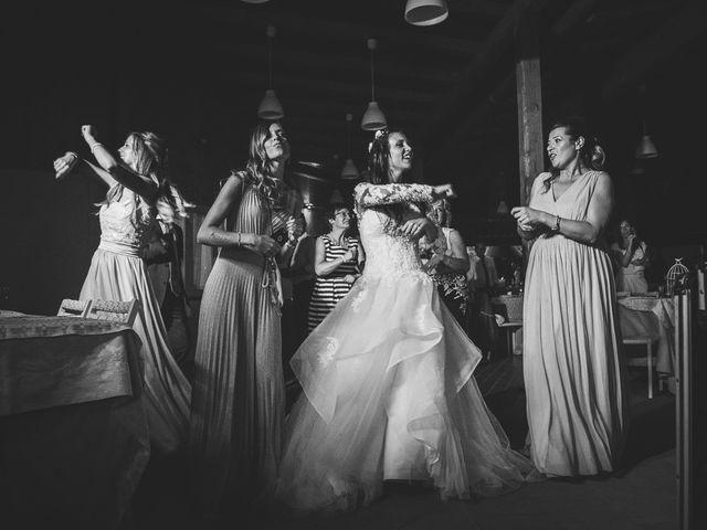 Il matrimonio di Antonio e Cristina a Tuscania, Viterbo 43
