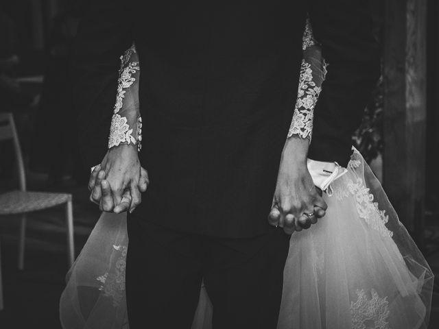 Il matrimonio di Antonio e Cristina a Tuscania, Viterbo 44