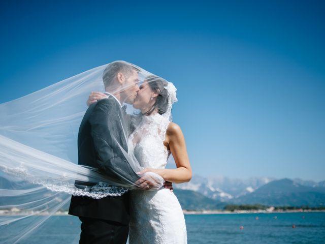 Le nozze di Sonia e Mattia