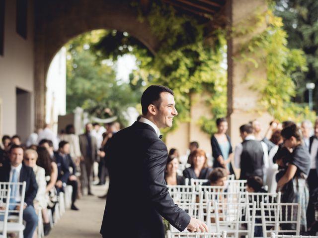 Il matrimonio di Francesco e Monica a Caldiero, Verona 12