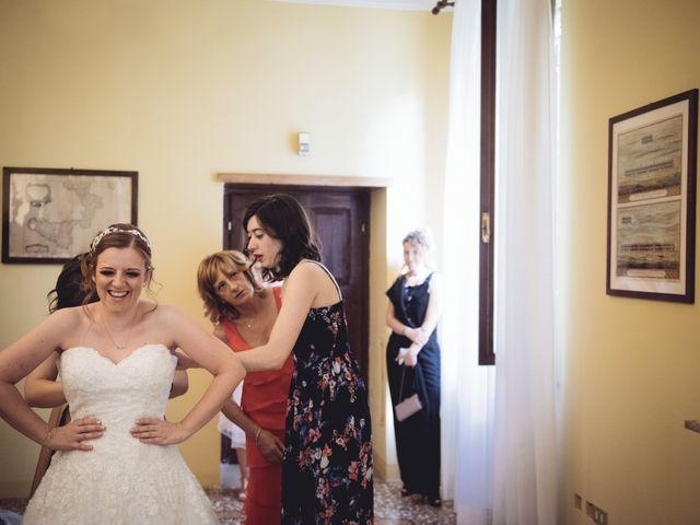 Il matrimonio di Francesco e Monica a Caldiero, Verona 17