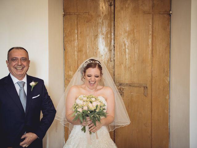 Il matrimonio di Francesco e Monica a Caldiero, Verona 23