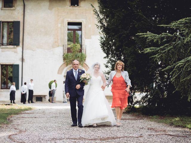 Il matrimonio di Francesco e Monica a Caldiero, Verona 24