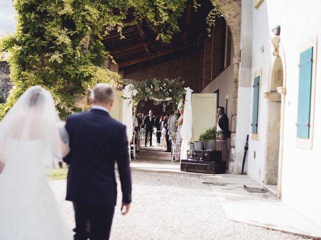 Il matrimonio di Francesco e Monica a Caldiero, Verona 25