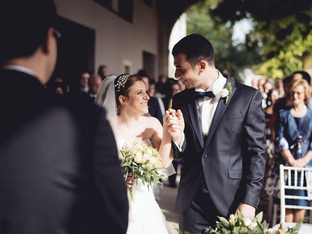 Il matrimonio di Francesco e Monica a Caldiero, Verona 26