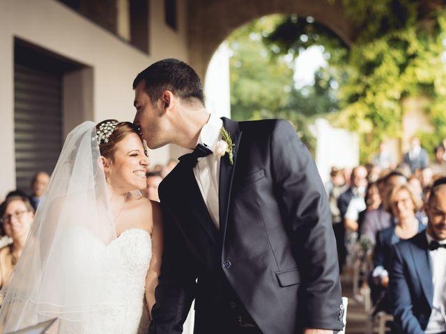 Il matrimonio di Francesco e Monica a Caldiero, Verona 28