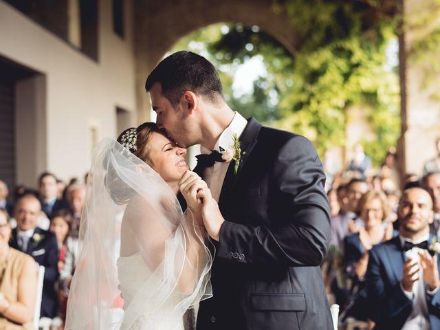 Il matrimonio di Francesco e Monica a Caldiero, Verona 29