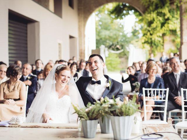 Il matrimonio di Francesco e Monica a Caldiero, Verona 33