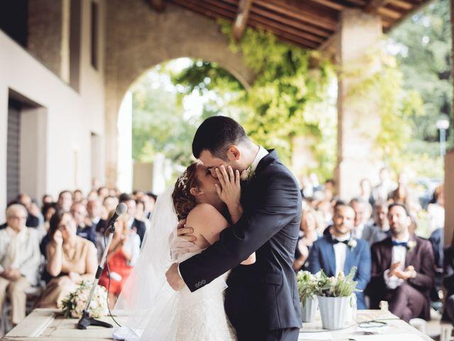 Il matrimonio di Francesco e Monica a Caldiero, Verona 35