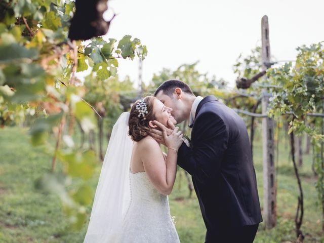 Il matrimonio di Francesco e Monica a Caldiero, Verona 38