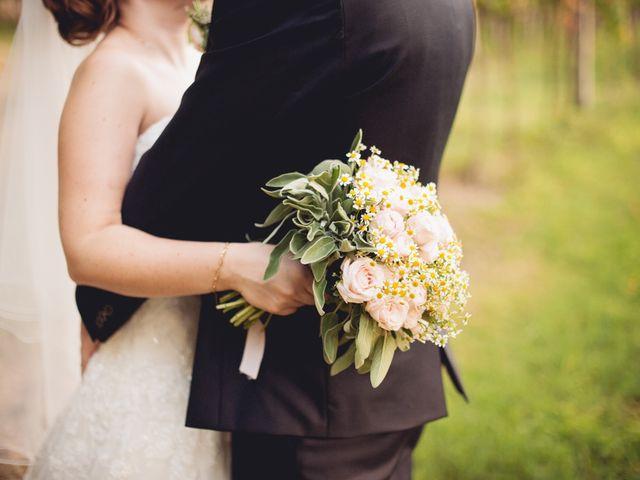 Il matrimonio di Francesco e Monica a Caldiero, Verona 40