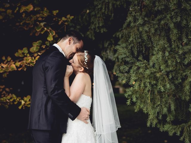 Il matrimonio di Francesco e Monica a Caldiero, Verona 41