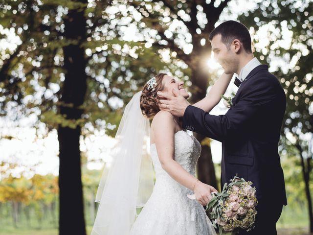 Il matrimonio di Francesco e Monica a Caldiero, Verona 43