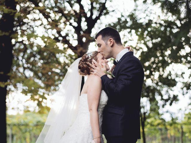 Il matrimonio di Francesco e Monica a Caldiero, Verona 2