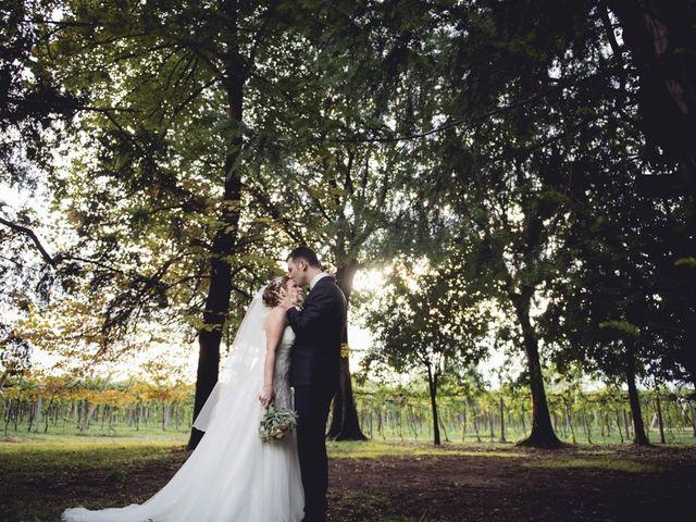 Il matrimonio di Francesco e Monica a Caldiero, Verona 44