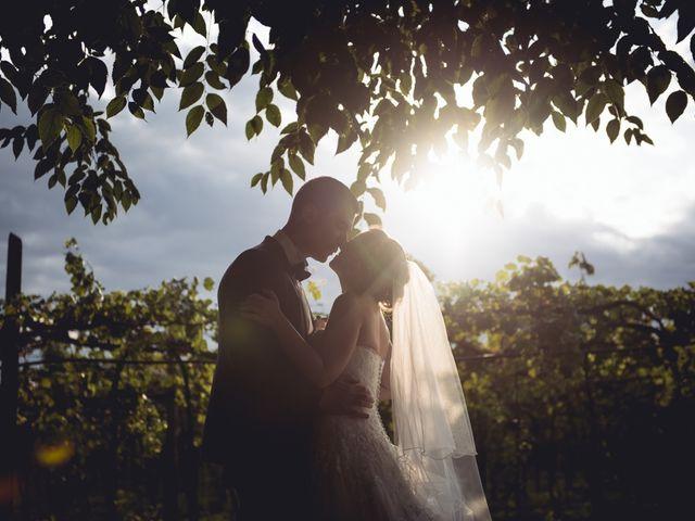 Il matrimonio di Francesco e Monica a Caldiero, Verona 46