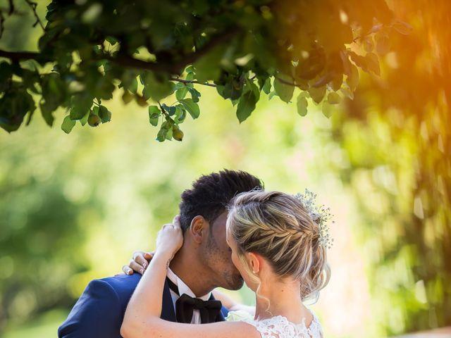 Le nozze di Gabriella e Frank