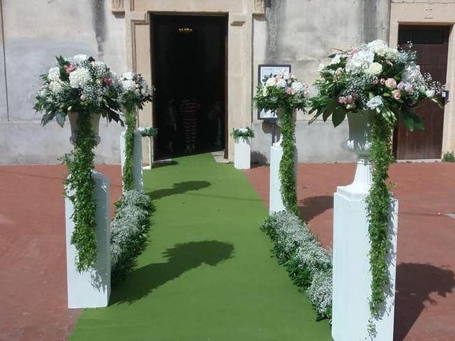 Il matrimonio di Francesco Paolo e Ivana a Salemi, Trapani 8