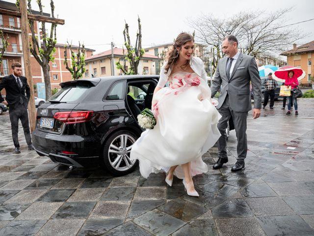 Il matrimonio di Alfonso e Sara a Romano di Lombardia, Bergamo 12