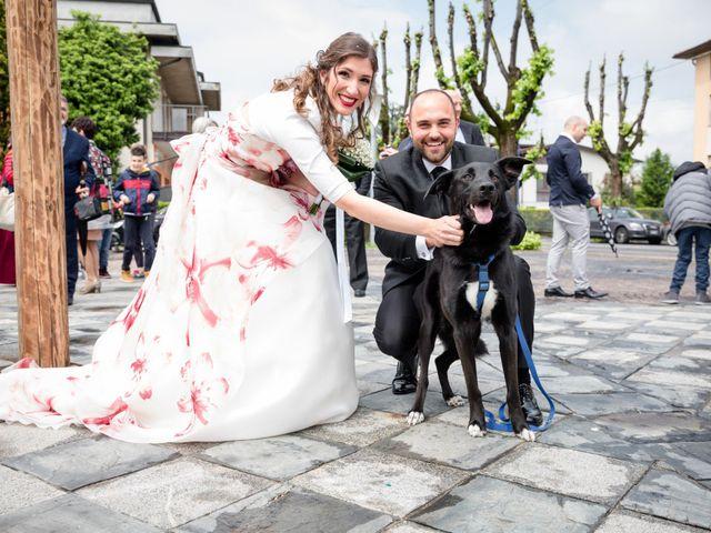 Il matrimonio di Alfonso e Sara a Romano di Lombardia, Bergamo 15